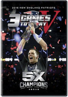 3 GAMES TO GLORY V DVD