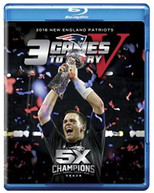 3 GAMES TO GLORY V BLURAY