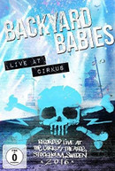 BACKYARD BABIES - LIVE AT CIRCUS (IMPORT) (2016) BLURAY