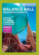 BALANCEBALL BEGINNER'S WORKOUT DVD