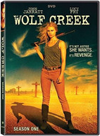WOLF CREEK: SEASON 1 DVD