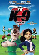 K -9 WORLD CUP BLURAY