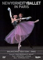 GOUNOD /  RAVEL / BIZET / CAPPS - NEW YORK CITY BALLET IN PARIS BLURAY