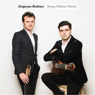 GRIGORYAN BROTHERS - SONGS WITHOUT WORDS * CD