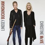 LINDSEY BUCKINGHAM / CHRISTINE  MCVIE - LINDSEY BUCKINGHAM / CHRISTINE CD