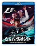 F1 2015 OFFICIAL REVIEW BLURAY