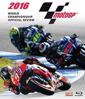 MOTOGP 2016 REVIEW BLURAY
