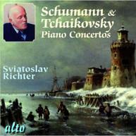 SVIATOSLAV RICHTER - SCHUMANN & TCHAIKOVSKY PIANO CONCERTOS CD