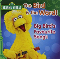SESAME STREET - BIRD IS THE WORD! CD