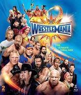 WWE: WRESTLEMANIA 33 BLURAY