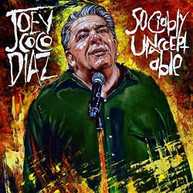 JOEY COCO DIAZ - SOCIALLY UNACCEPTABLE VINYL