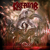 KREATOR - GODS OF VIOLENCE BLURAY