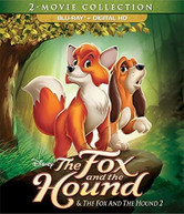 FOX & THE HOUND: 2 MOVIE COLLECTION BLURAY