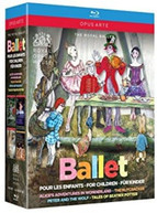 TALBOT /  TCHAIKOVSKY / PROKOFIEV / CUTHBERTSON - BALLET FOR CHILDREN BLURAY