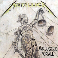 METALLICA - & JUSTICE FOR ALL VINYL
