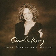 CAROLE KING - LOVE MAKES THE WORLD VINYL