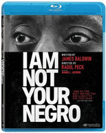 I AM NOT YOUR NEGRO BLURAY