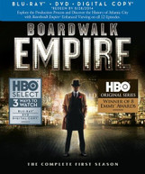 BOARDWALK EMPIRE: COMPLETE FIRST SEASON BLURAY