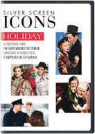 SILVER SCREEN ICONS: HOLIDAY DVD