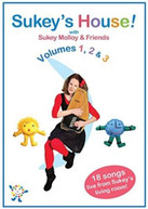 SUKEY'S HOUSE WITH SUKEY MOLLOY & FRIENDS / VAR DVD