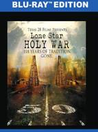 LONE STAR HOLY WAR BLURAY