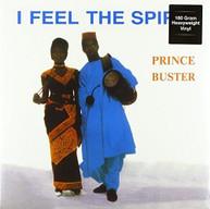 PRINCE BUSTER - I FEEL THE SPIRIT VINYL