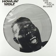 HOWLIN WOLF - REAL FOLK BLUES VINYL