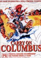 CARRY ON COLUMBUS / DVD