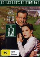 QUIET MAN (NTR0) DVD