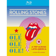 THE ROLLING STONES - OLE OLE OLE! - A TRIP ACROSS LATIN AMERICA * BLURAY