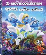 SMURFS 2 / SMURFS (2011) / SMURFS: LOST VILLAGE BLURAY