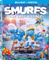 SMURFS: THE LOST VILLAGE BLURAY