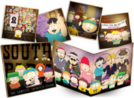 SOUTH PARK: THE COMPLETE TWENTIETH SEASON BLURAY