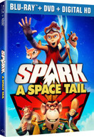 SPARK: A SPACE TAIL BLURAY