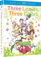 THREE LEAVES THREE COLORS: THE COMPLETE SERIES BLURAY