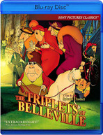 TRIPLETS OF BELLEVILLE BLURAY