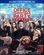 OFFICE CHRISTMAS PARTY BLURAY