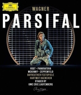 WAGNER: PARSIFAL (BAYREUTH) (FESTIVAL) / VARIOUS BLURAY