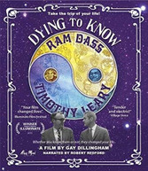DYING TO KNOW: RAM DASS & TIMOTHY LEARY BLURAY