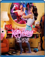 KATY PERRY THE MOVIE: PART OF ME BLURAY