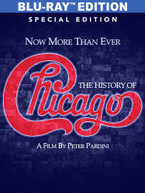 NOW MORE THAN EVER: THE HISTORY OF CHICAGO BLURAY