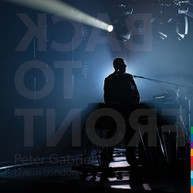 PETER GABRIEL - BACK TO FRONT: LIVE IN LONDON BLURAY