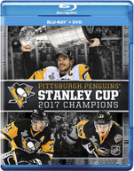 2017 STANLEY CUP CHAMPIONS BLURAY