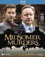 MIDSOMER MURDERS: SERIES 19 BLURAY