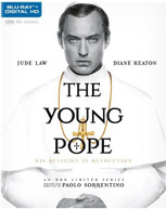 YOUNG POPE BLURAY