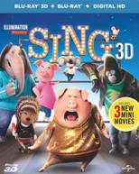 SING 2D / 3D [UK] BLU-RAY