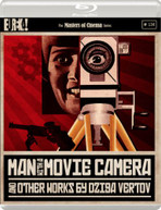MAN WITH A MOVIE CAMERA [UK] BLU-RAY