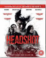 HEADSHOT [UK] BLU-RAY