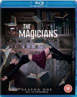 THE MAGICIANS SEASON 1 [UK] BLU-RAY