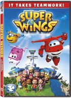 SUPER WINGS DVD